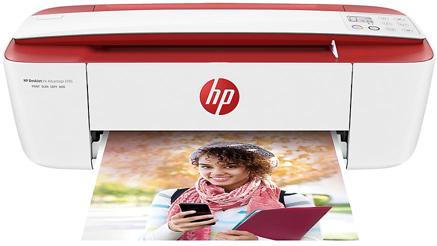 Hp Deskjet Ink Advantage 3758 All In One Printer T8w83a